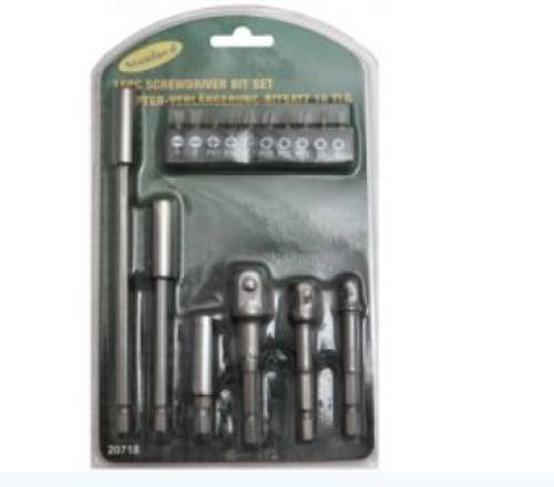 Schraubendreher - Driven-Socket Set 16 tlg.